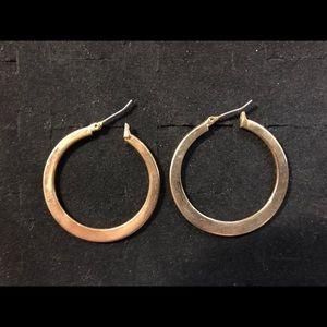 Vintage Hoop earring set